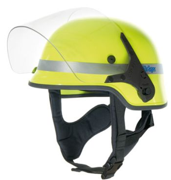 Drager HPS 4500 Head Protection System