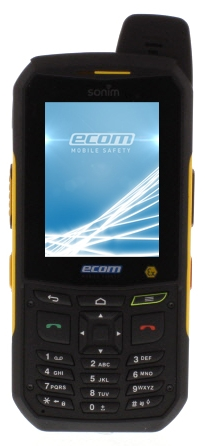 Ecom Instruments Ex-Handy 209 Mobile Phone (Zone 2/Division 2)