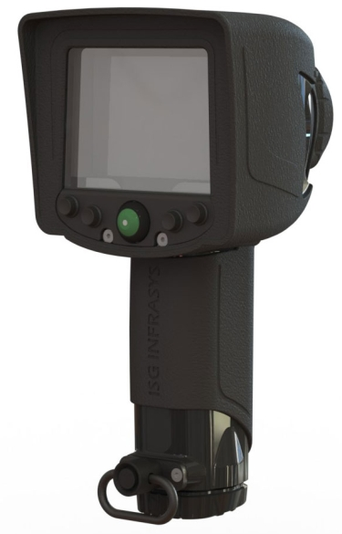 ISG Infrasys X380 5-Button Thermal Imaging Camera