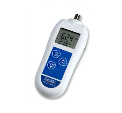 550 Portable pH and Temperature Meter