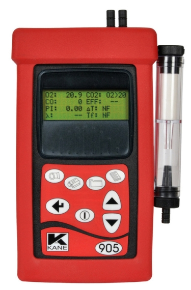 Kane 905 Commercial Flue Gas Analyser