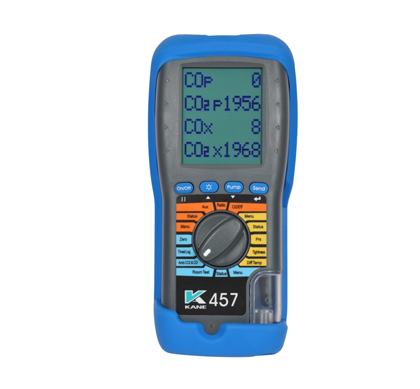 Kane 457 Infrared Combustion Flue Gas Analyser