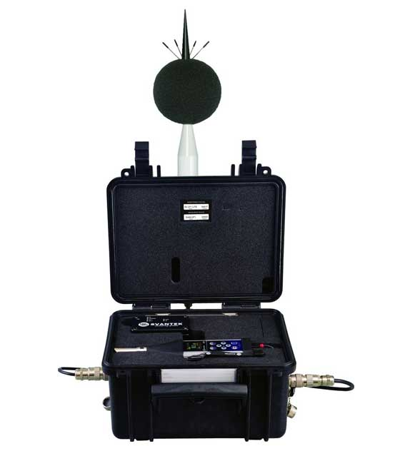 Svantek SV 271 LITE Noise Monitoring Station