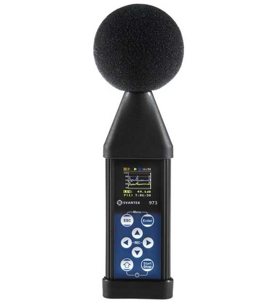 Svantek SV 973 Sound Level Meter