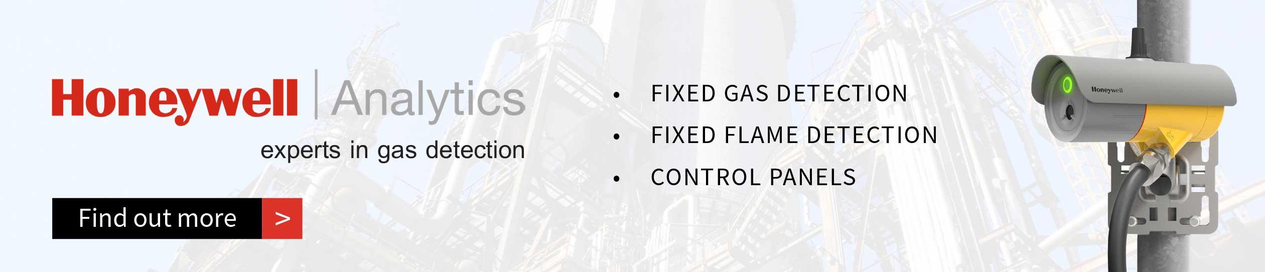 Detcon Fixed Gas Detection Keison